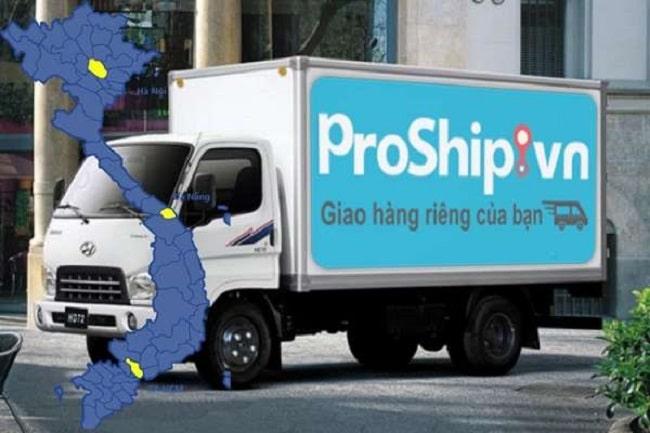 Thuê xe tải chở hàng TPHCM - Proship