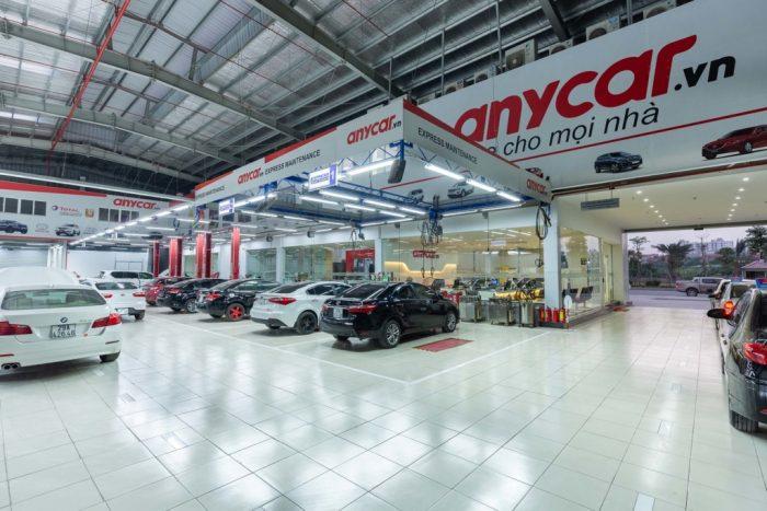 Showroom ô tô TPHCM – Anycar Sài Gòn