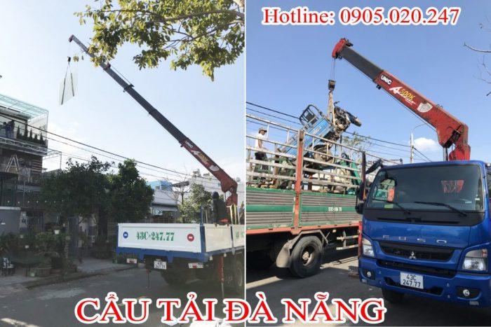 Công ty cẩu tải Đà Nẵng
