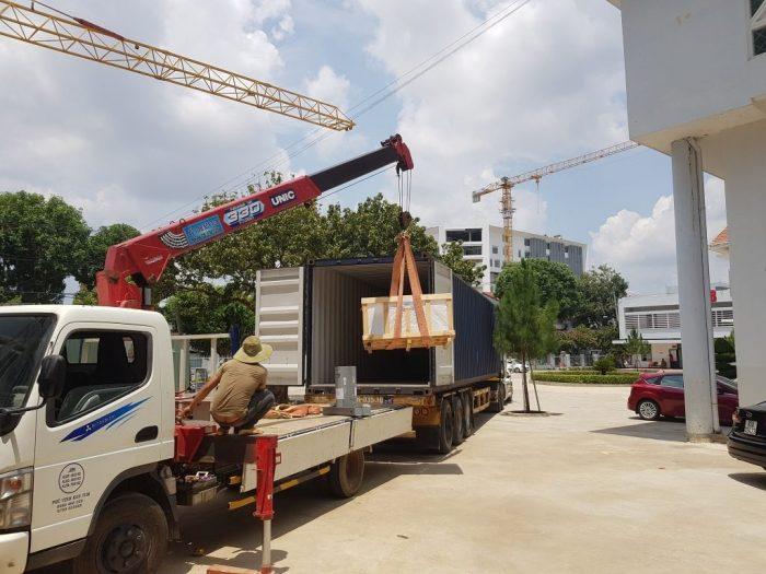 Dịch vụ cho thuê xe cẩu tại Đà Nẵng – Trọng Tấn