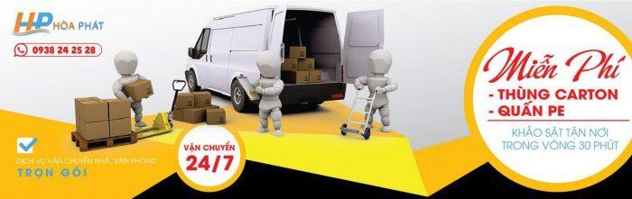 Taxi tải Hòa Phát HCM