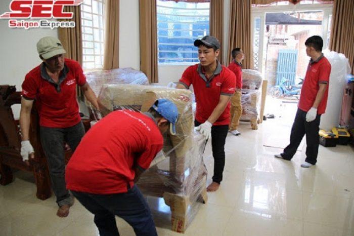 Dịch vụ chuyển văn phòng – Saigon Express