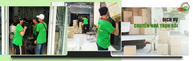 Dịch vụ chuyển nhà trọ TPHCM – Viet Moving