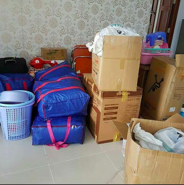 chuyển đồ sinh viên – Bảo An