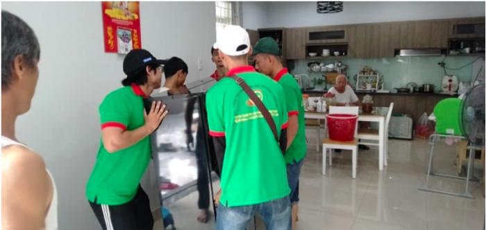 Dịch vụ chuyển nhà quận Phú Nhuận của Viet Moving