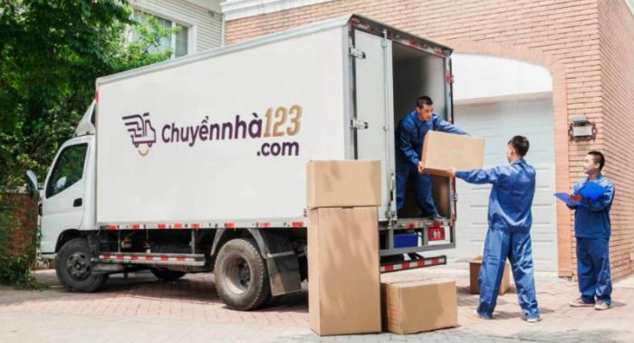 công ty vận tải chuyennha123.com