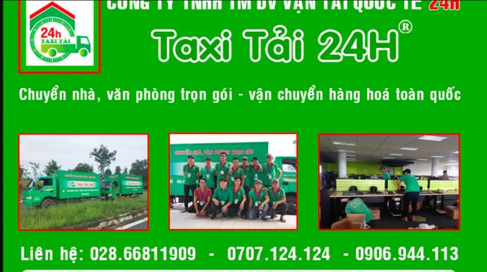 Công Ty TNHH TM DV Vận Tải Quốc Tế 24H
