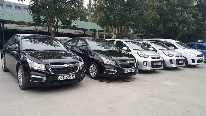 Cho thuê xe tự lái công ty du lịch Phú Quốc Xanh