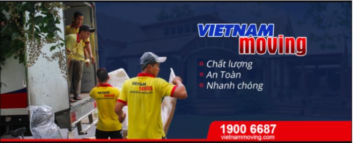 Vận chuyển Vietnam Moving