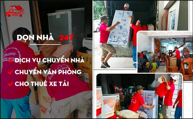dịch vụ dọn nhà 247