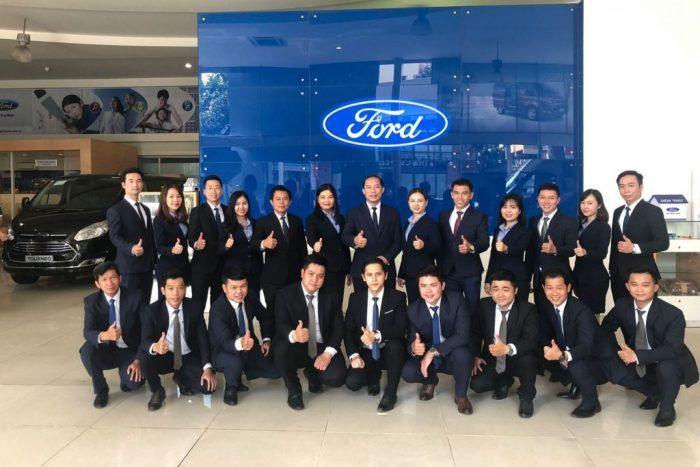Showroom ô tô TPHCM Cao Thắng