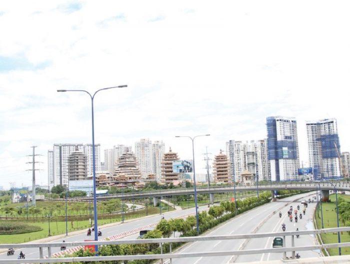 Giới hạn khu vực nội đô tại TP.HCM