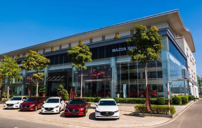 Mazda Bình Tân-showroom ô tô TPHCM