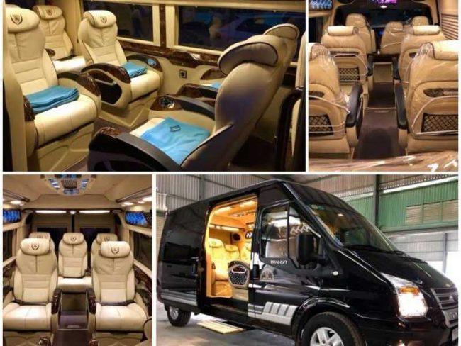 Nhà xe Đức Tuấn Limousine