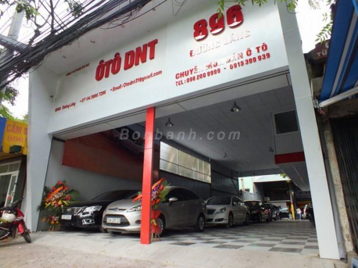 Xe ô tô cũ Hà Nội tại DNT