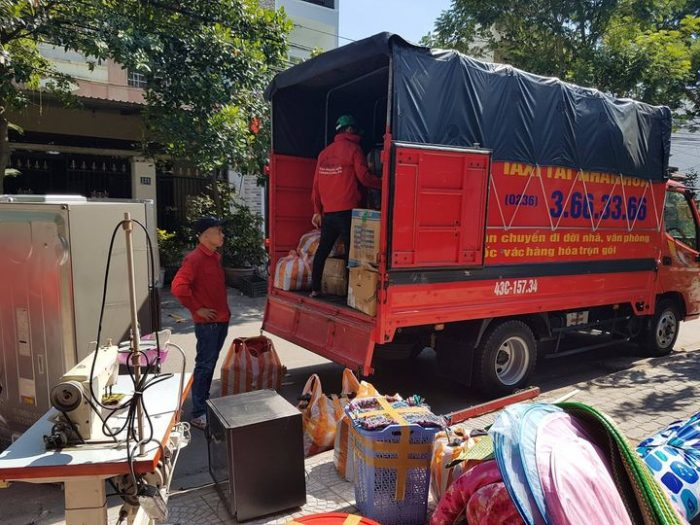 Taxi Tải Nhân Hòa – dịch vụ chuyển nhà Đà Nẵng