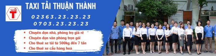 Dịch vụ chuyển nhà Đà Nẵng tại Thuận Thành