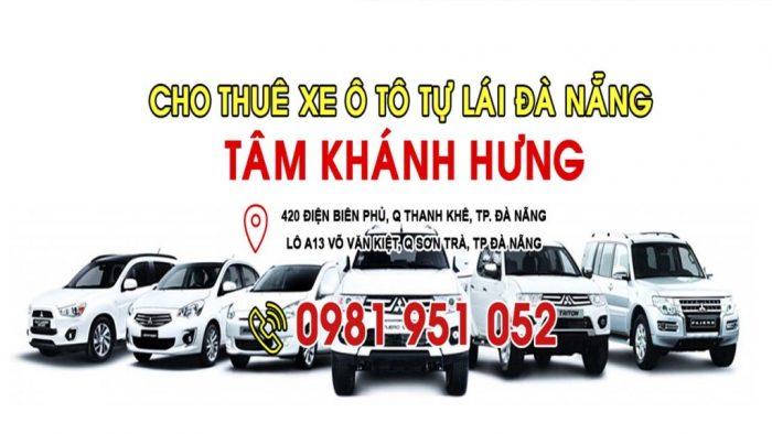 thuê xe Đà Nẵng – Tâm Khánh Hưng