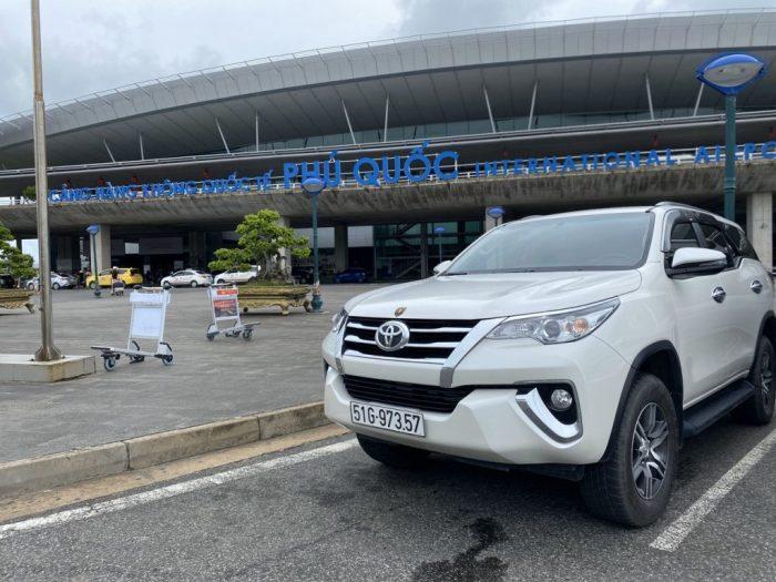 Thuê xe tự lái Phú Quốc – Công ty Cường Phú Thịnh