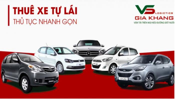 Cho thuê xe tự lái TPHCM – Gia Khang