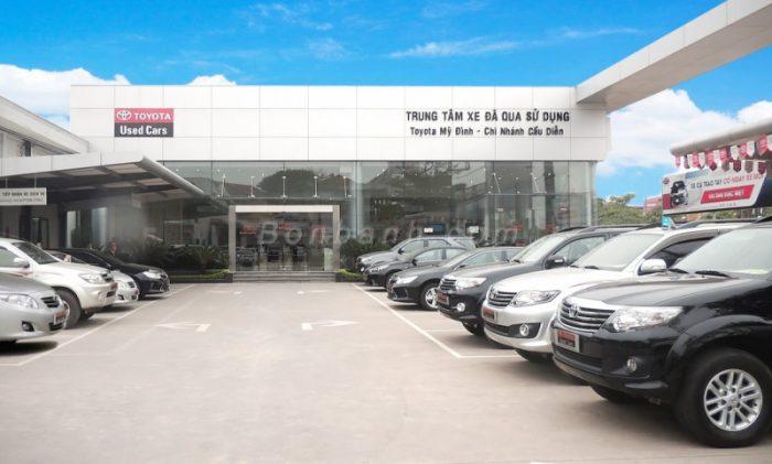 Toyota Mỹ Đình, chi nhánh Cầu Diễn – Hà Nội