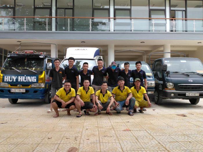 Dịch vụ chuyển nhà Đà Nẵng – Công ty Huy Hùng