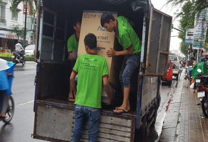 Công ty dịch vụ vệ sinh Gia Nguyễn