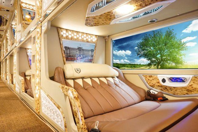 Nhà xe Long Vân Limousine