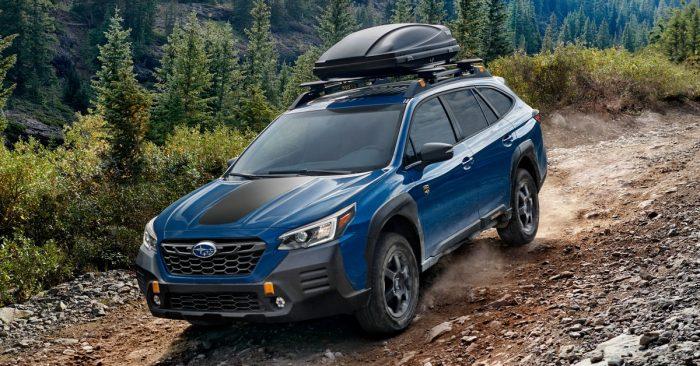 Subaru Outback- ô tô đáng mua nhất