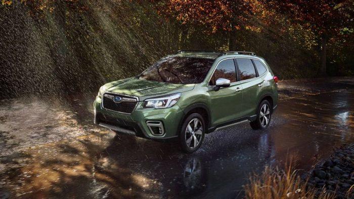 Subaru Forester- ô tô đáng mua nhất