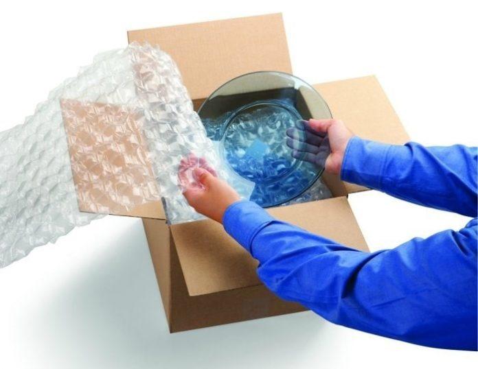 cách đóng gói hàng dễ vỡ