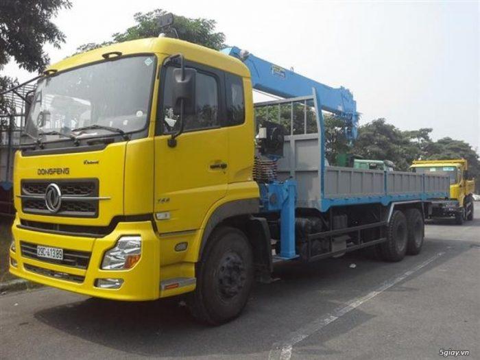 dịch vụ cho thuê xe cẩu hàng uy tín tphcm – Minh Hòa